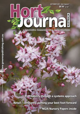 Hort Journal Australia October 2011